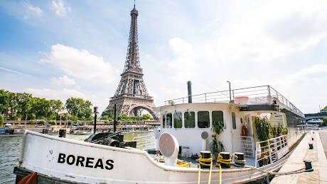 Croisières Réveillon - Diner croisière Paris